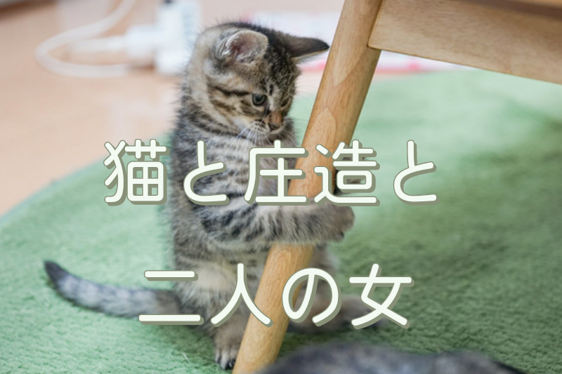 猫と庄造と二人の女